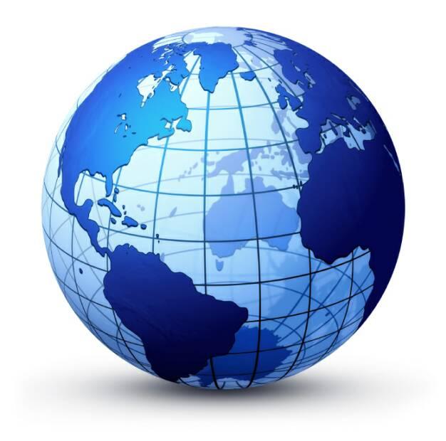 All About Logo: Globe Logo