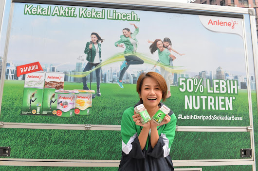 GET ON-THE-GO ANLENE BLOGGER CONTEST