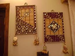 Traditional products of Sindh, Pakistan.: Designs of wall ...