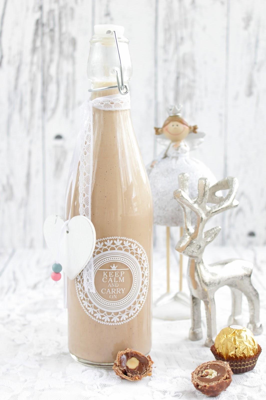 Ferrero Rocher Likor