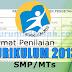 Format Rekap Penilaian K 13 SMP/MTs Aspek Pengetahuan Revisi 2017-2018