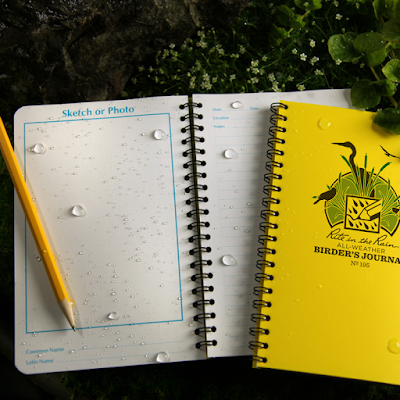 Waterproof Notebooks for Backpacking