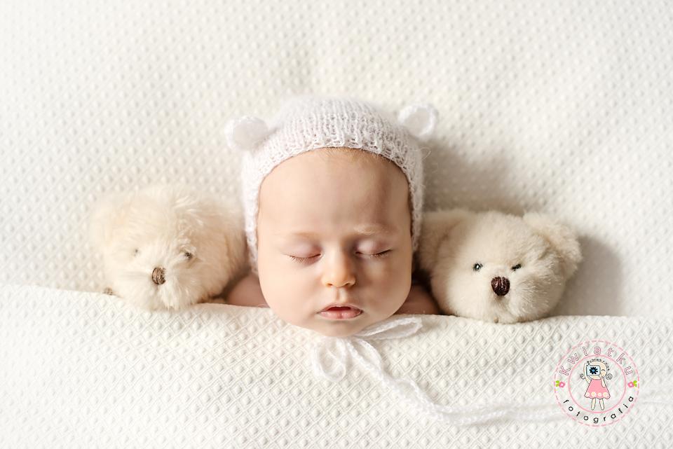 Sesja niemowlęca, rodzinna Gdańsk