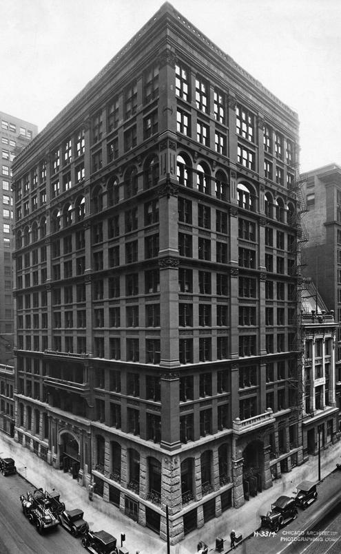 OTRO: el primer rascacielos