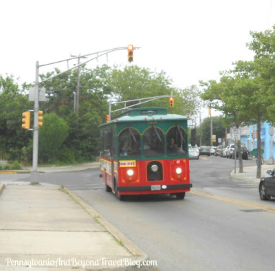 Trolley Tours in Cape May New Jersey