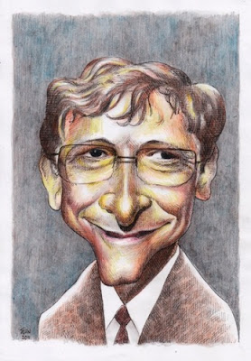Bill Gates funny story