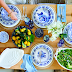 AERIN COLLECTION FOR WILLIAMS SONOMA & AFİYET OLSUN