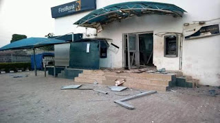 Photos: Three killed as daredevil armed robbers attack two banks in Niger State