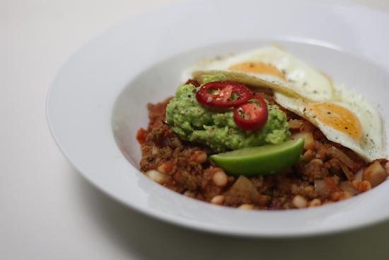 Vegetarian chilli recipes UK