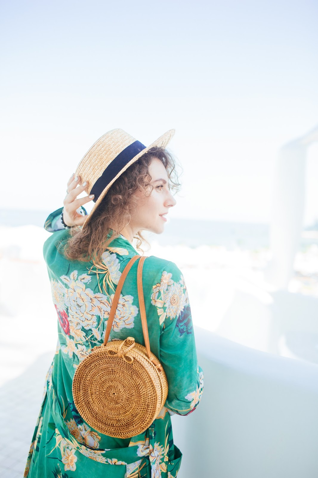 С чем носить кимоно осенью 2017
