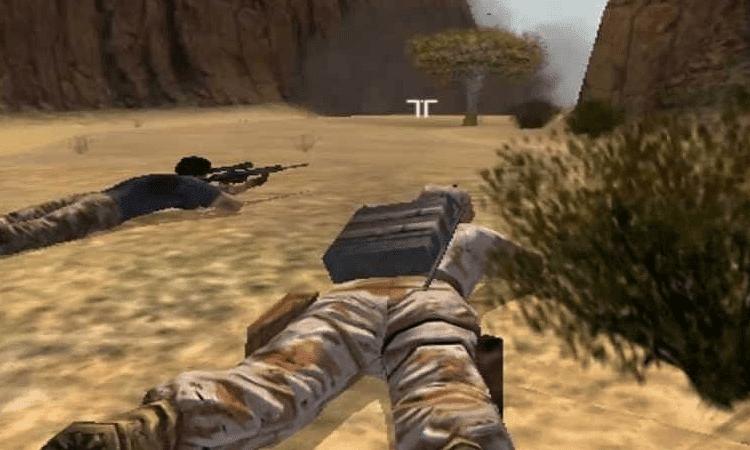 تحميل لعبة 1 Conflict Desert Storm