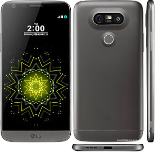 Rom Firmware Original LG G5 H850 Android Marshmallow 6.0.1