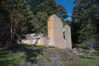 Caretaker's house on D'Arcy Island
