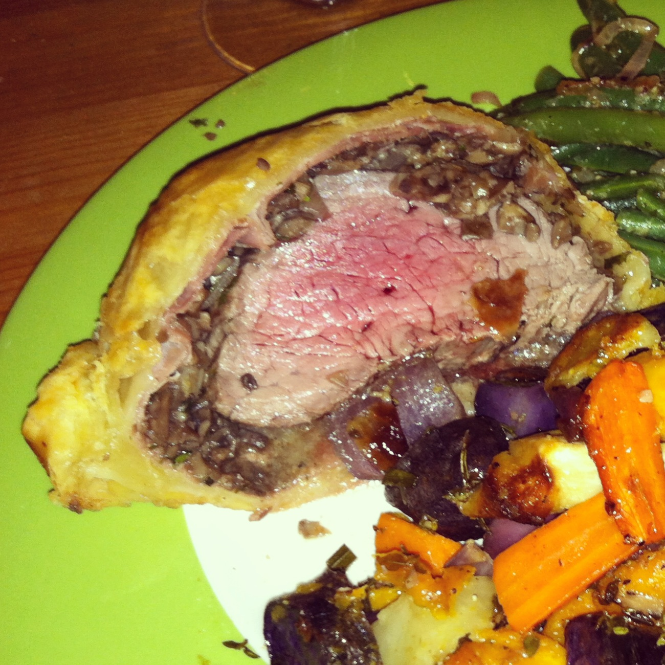 Squared: Christmas Recipe Run Down: Beef Wellington