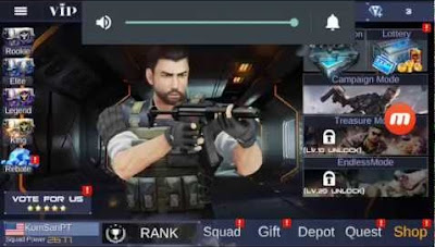 Blazing Sniper – Elite Killer Shoot Hunter Strike v1.6.0 MOD APK