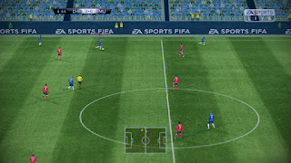 FIFA 19 Mod For PES 2013 Gameplay, Theme, turfs, And More