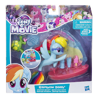 MLP The Movie Rainbow Dash Undersea Sports Movie Scene Pack
