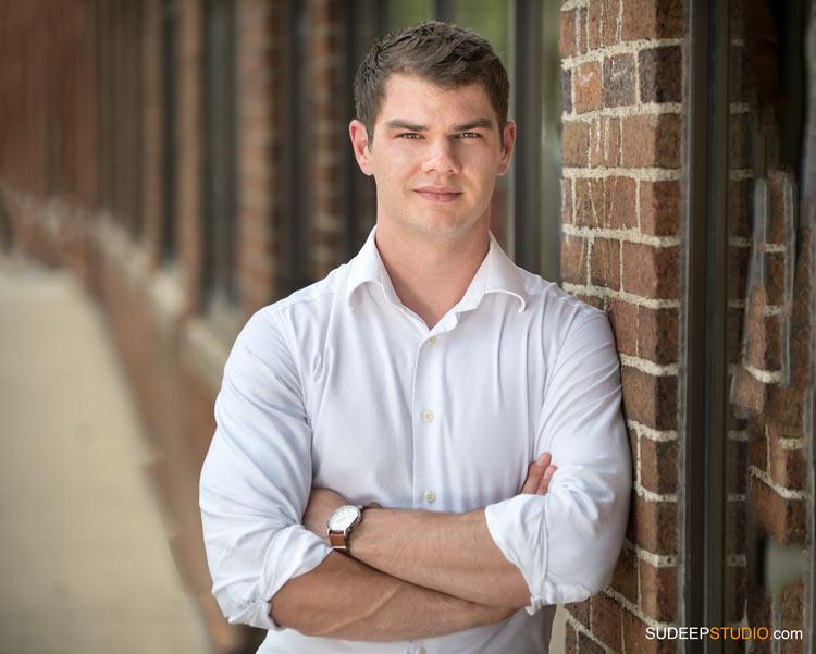 Corporate Headshots on Location SudeepStudio.com Ann Arbor Professional Business Portrait Photographer