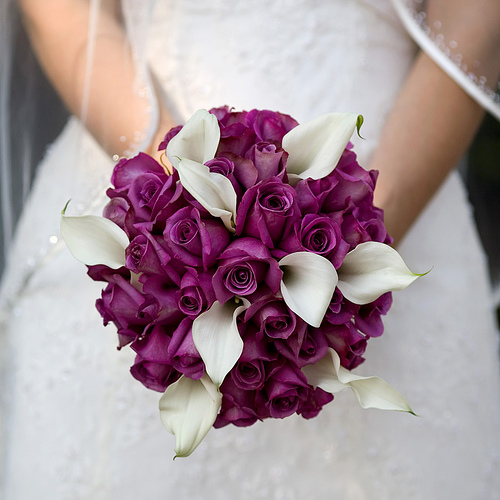 purple wedding flowers for bouquets and centerpieces. Black Bedroom Furniture Sets. Home Design Ideas
