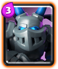 Clash Royale Megasservo Card - Cards Wiki