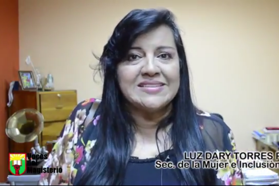 Saludo de Luz Dary Torres Sec. de la Mujer e Inclusión 11-09-2017