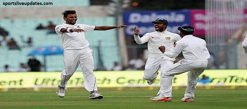 India vs Sri Lanka 1st Test
