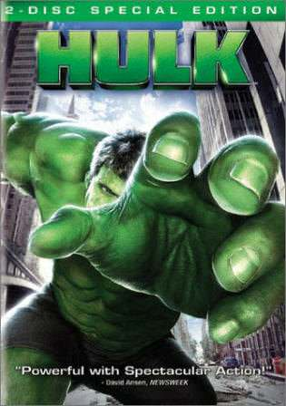 Hulk 2003 BRRip 400Mb Hindi Dual Audio 480p Watch Online Full Movie Download bolly4u