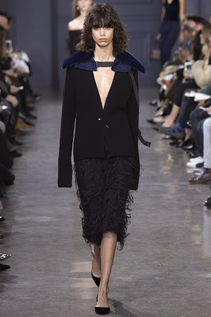 Fashion and beauty's A-Z, X is for x-tra long sleeves including this Jason Wu look,  a big trend for the season