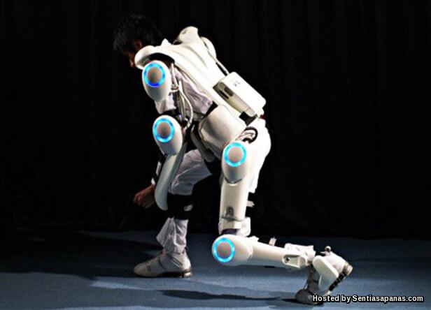Exoskeleton Robot