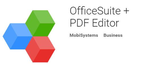 Office Suite + Pdf Editor app download