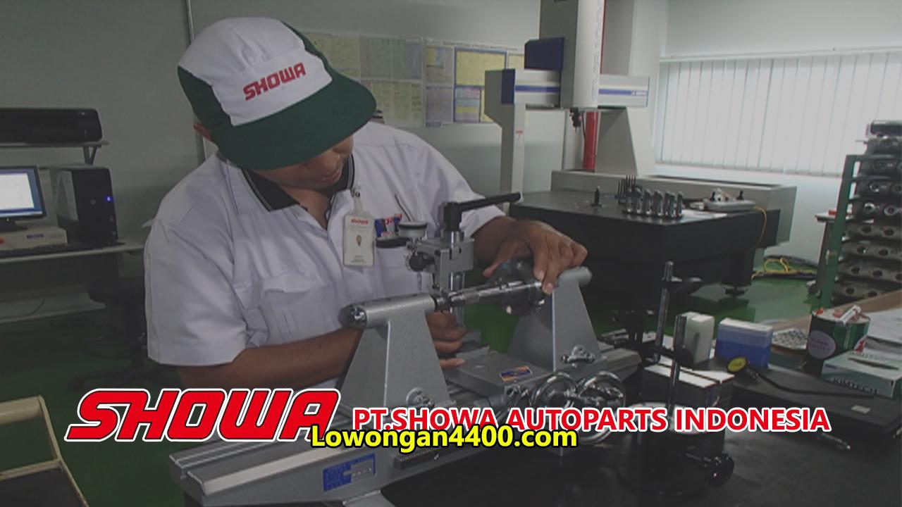 Lowongan Kerja PT. Showa Autoparts Indonesia Deltamas Terbaru