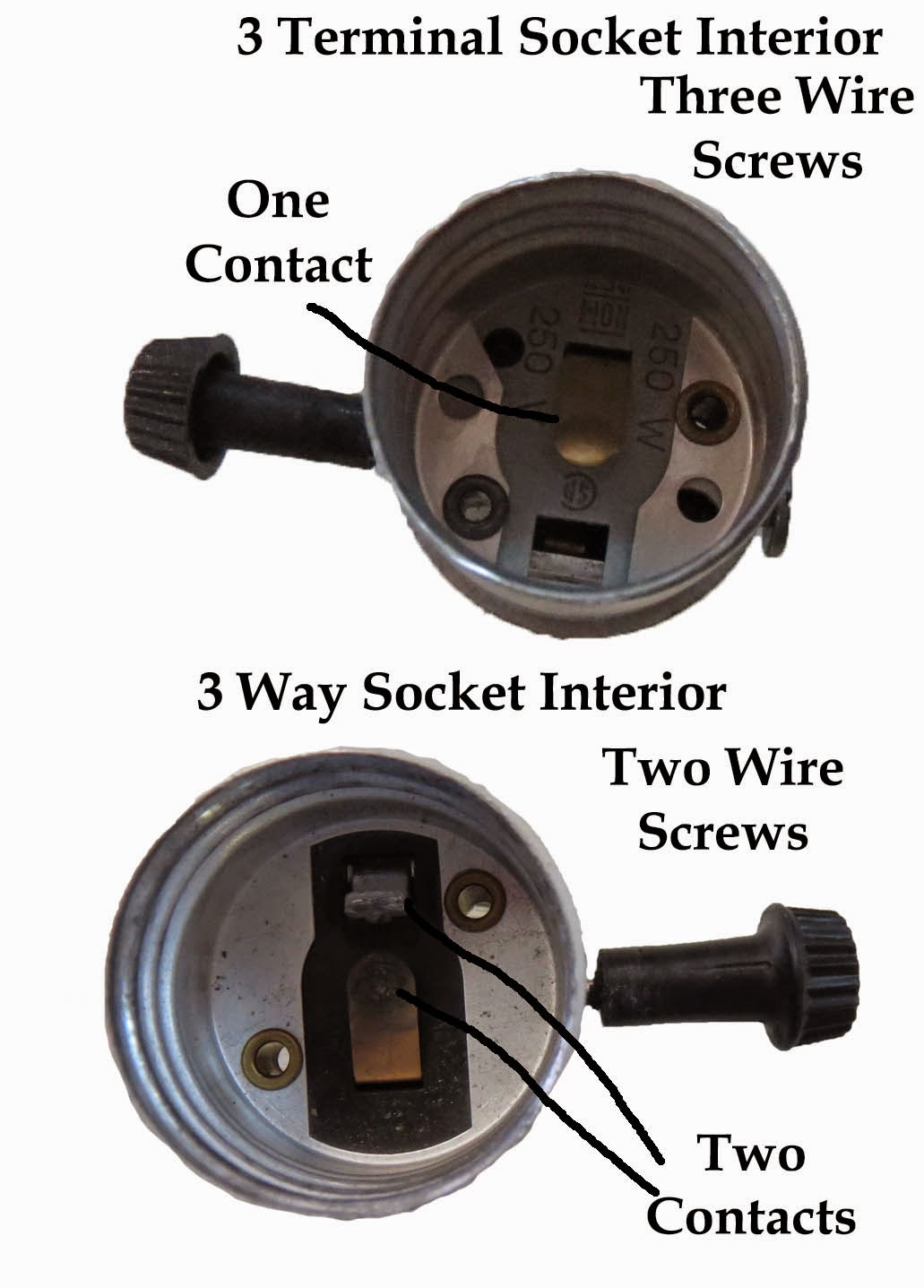 Light Socket Diagram