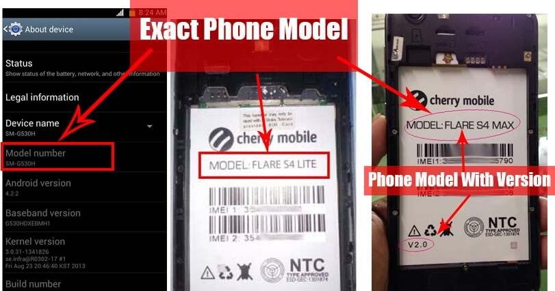 Cherry Mobile Astro 2S Firmware Stock ROM - Mobile Repair