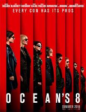 pelicula Oceans 8: Las Estafadoras (2018)