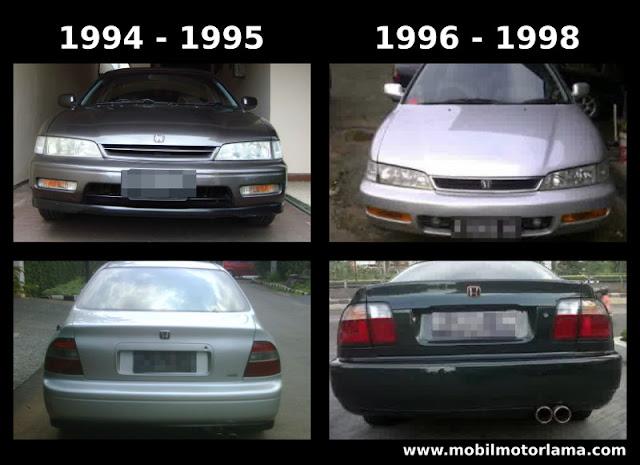 Perbedaan Honda Accord Cielo