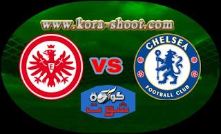مشاهدة مباراة تشيلسي واينتراخت فرانكفورت بث مباشر 09-05-2019 الدوري الأوروبي