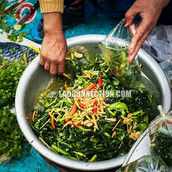 Food Market Upclose - Pickled Veg