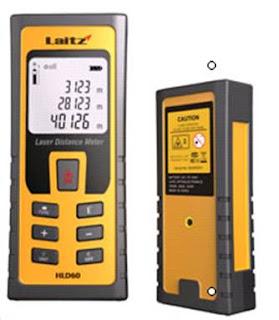 Harga Termurah Laser Distance Meter Laitz HLD100 Medan