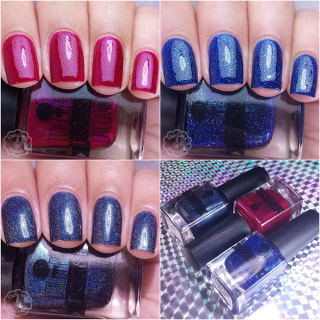 Lollipop Posse Lacquer - Midsummer Midnights Collection (Partial)