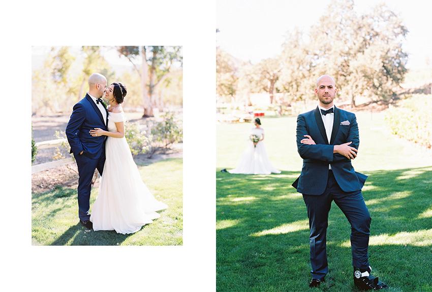 Honey & Silk Provencal Wedding