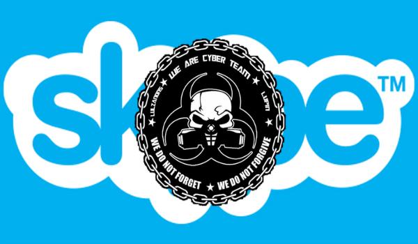 """فريق الهاكرز """"CyberTeam"""" يعلن مسؤوليته عن عطل سكايب"""