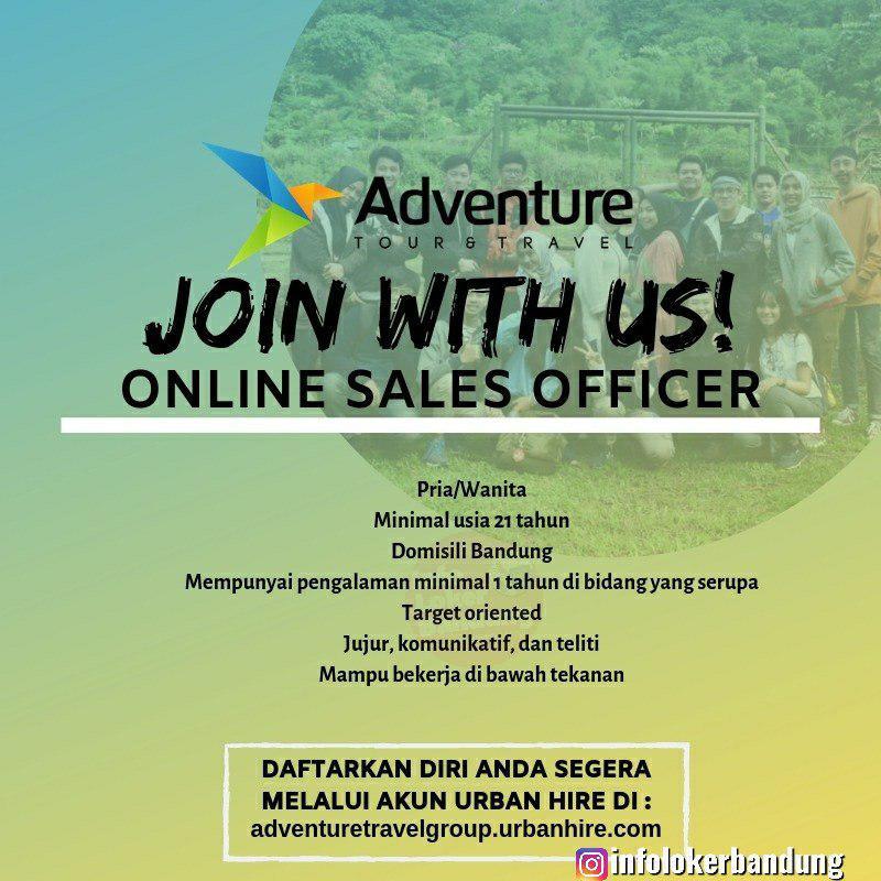 Lowongan Kerja Adventure Tour & Travel Group Bandung April 2019
