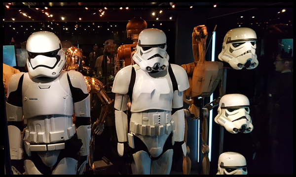 Star Wars Identities - Storm Troopers