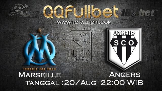 PREDIKSIBOLA - PREDIKSI TARUHAN BOLA MARSEILLE VS ANGERS 20 AGUSTUS 2017 (FRANCE LIGUE 1)