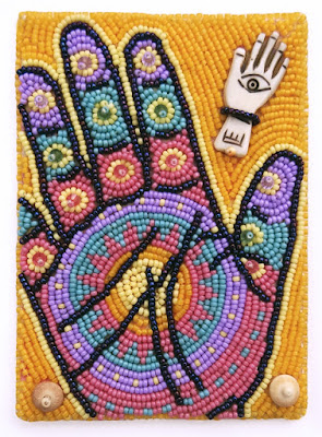 my hand (beaded), before onset of Dupuytren's Disease
