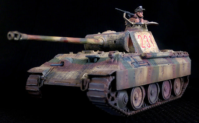 1/56 Panzer Lehr Panther Warlord Games