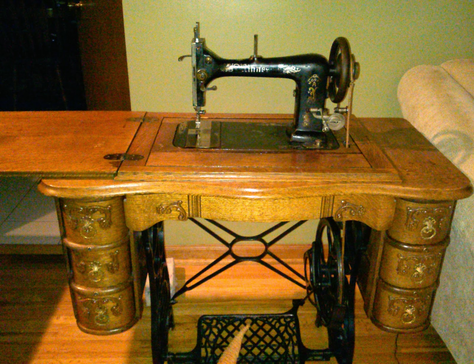 Best Of New Home Sewing Machine Cabinet