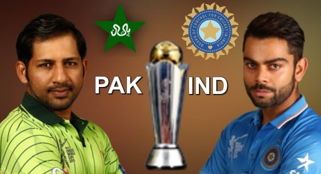 IND vs PAK live match streaming ICC Champions Trophy 2017