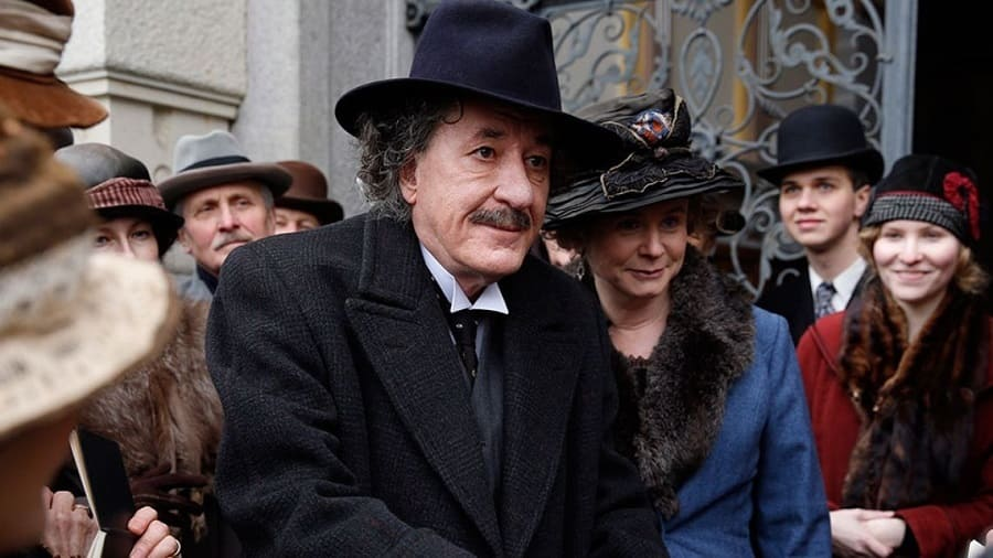 Genius - A Vida de Einstein Torrent Imagem