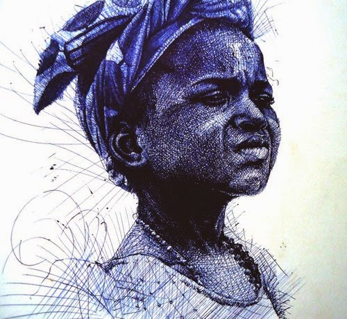 05-Life-Portrayed-by-a-Ballpoint-Pen-Enam Bosokah-www-designstack-co